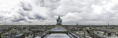 Paris desde Garnier - Jose Manuel Ballester Statue Of Liberty, Paris Skyline, Museum, Architecture, City, Photography, Travel, Exhibitions, Architects