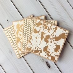 Hey, I found this really awesome Etsy listing at https://www.etsy.com/listing/462074253/gold-coasters-wooden-coasters