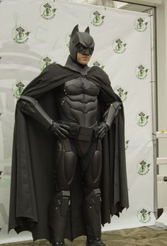 Batman Arkham Asylum Armor Update 4/5/12 Convention Pics Added - Page 11