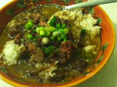 Red Bean and Rice Soup Recipe