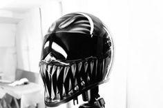 Blaze Artworks Custom Motorcycle Helmet 73