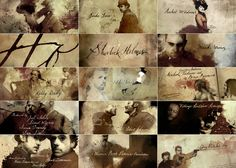 Sherlock Holmes (2009) end credits storyboard by Hobson, Clowes and Bolan.