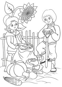 autumn coloring pages autumn coloring pages for kids autumn coloring sheets for kids Fall Coloring Pages, Coloring Sheets For Kids, Coloring Pages For Kids, Coloring Books, Art Drawings For Kids, Colorful Drawings, Drawing For Kids, Painting Templates, Painting Patterns