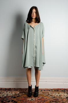 Arise Dress - Timbuktu - Winter 2012 from Miss Crabb