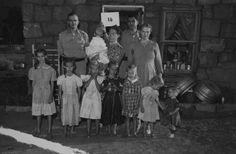 This photo is from the 1953 Short Creek polygamy raid. (Courtesy the Utah Historical Society )