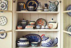 Polish Pottery on OneKingsLane.com