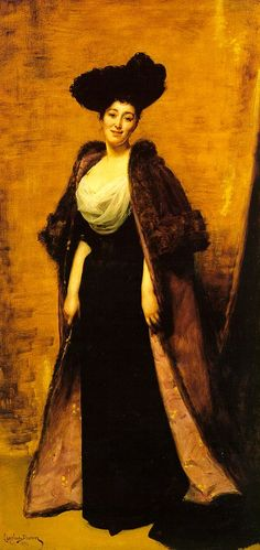 Margaret Helen Anderson, Mrs. Ronnie Greville. The illegitimate daughter of brewery millionaire William McEwan, Margaret Greville strove to overcome this defect of her birth by becoming THE preeminent hostess of the King's set.