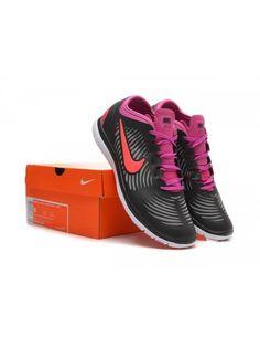 the best attitude 589ee b25fa Nike Free Balanza 2014 para mujer Negro Rosa luy7Cp