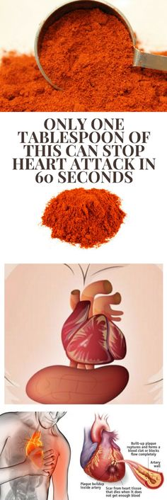Majority of us still do not know that we can stop a heart attack with one item only and in 1 minute. It is cayenne pepper. This is the best known chili pepper and can save your life. Medical experts also know this and are amazed from the healing of the cayenne so they also …