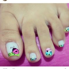Toe Nail Art, Toe Nails, Manicure And Pedicure, Yuri, Nail Polish, Anime, Beauty, Style, Toenails