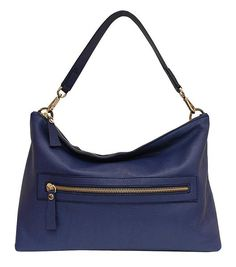 New Town Bag Small - Sapphire