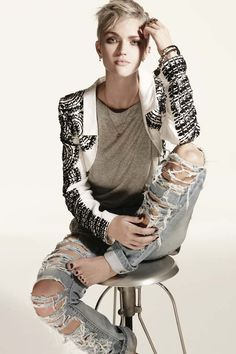 Ruby Rose Photo Gallery (13)