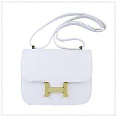 Hermes Constance Bag Beige With Gold Hardware H017