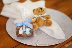 Chá de bebê - Meninos - por Bella Fiore.  Baby Shower for boys - By Bella Fiore.