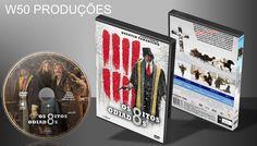 Os 8 Odiados - CAPA 2 - ➨ Vitrine - Galeria De Capas - MundoNet | Capas & Labels Customizados