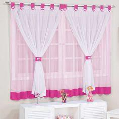 Modernos dise os de cortinas para ni os - Cortinas nina dormitorio ...
