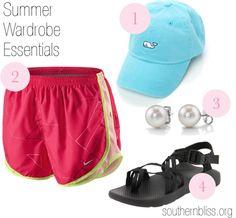 Summer Wardrobe Essentials check!