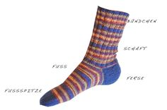 How can I easily knit socks in 7 steps? (Manual) How can I easily knit socks in 7 steps? (Instructions) After this instruction, you can knit socks in 7 steps. Knitting Socks, Free Knitting, Baby Knitting, Crochet Baby, Knitting Patterns, Knit Crochet, Knit Socks, 70s Shoes, Baby Boy Booties