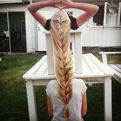 Another friendship braid...