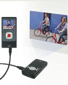 Must-Have Office Gadgets - iGo Portable Projector