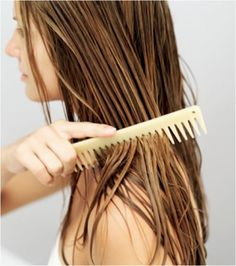 GREAT tips for taking proper care of long hair