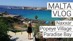 [VIDEO] Malta Vlog: 3 wypadek z rzędu    Naxxar, Popeye, Paradise Bay