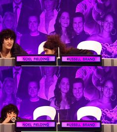 19 Times Noel Fielding And Russell Brand Were The Funniest Duo In Britain British Humor, British Comedy, Julian Barratt, The Mighty Boosh, Paloma Faith, Russell Brand, Noel Fielding, Comedy Show, Stuff And Thangs
