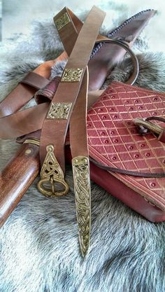 a viking belt