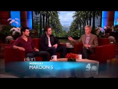 Robert Pattinson and Taylor Lautner on Ellen DeGeneres Show - full interview (2012)