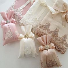 No photo description available. Wedding Gift Wrapping, Wedding Favours, Wedding Cards, Wedding Gifts, Wedding Doorgift, Trousseau Packing, Lavender Bags, Fabric Gifts, Shabby Chic Decor