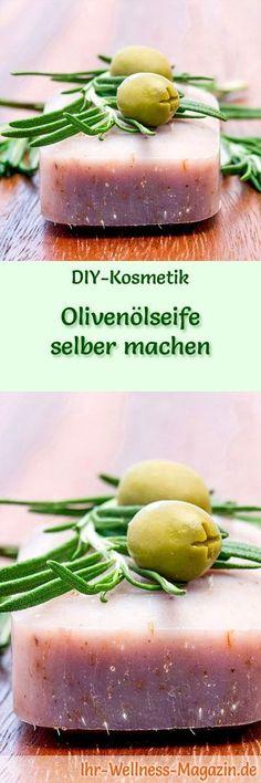Seife herstellen - Seifen-Rezept: Olivenölseife selber machen, ein beliebtes Schönheits- und Pflegemittel ...