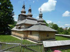 Mirola wooden church - June 2014