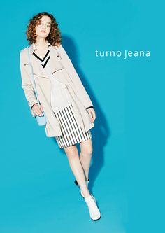 turno jeana 2014SS Vol.1  model:Bianka