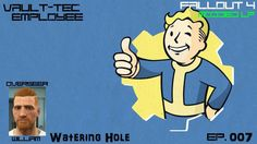 Fallout 4 Modded Lets Play: Xbox one: Ep.007: Vault-Tec DLC: Watering Hole
