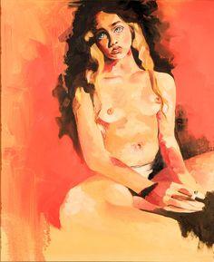 Jemima Kirke   Paintings - via http://bit.ly/epinner