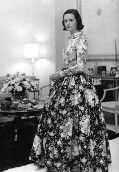 Anderson Cooper's very chic mother....Gloria Vanderbilt