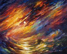 STORM THAT NEVER ENDS - Pintura al oleo de Leonid Afremov. Hoy $79. ¡Envío gratis! https://afremov.com/STORM-THAT-NEVER-ENDS-Palette-Knife-Oil-Painting-On-Canvas-By-Leonid-Afremov-30-X24-75cm-x-60cm.html?bid=1&partner=20921&utm_medium=/offer&utm_campaign=v-ADD-YOUR&utm_source=s-offer