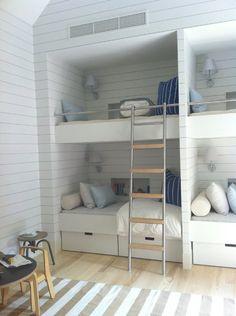 coastal kids bedroom Coastal Kids Bedroom Design