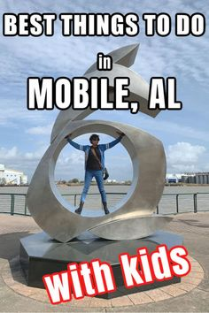 6 Best Things to Do in Mobile with Kids - Sand and Snow Family Road Trips, Family Travel, Stuff To Do, Things To Do, Good Things, Uss Alabama, Bucket List Family, Kids Sand, Mobile Alabama