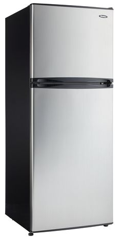 5 Best Apartment Refrigerator List And Buyer's Guide By Expert Apartment Size Refrigerator, Stainless Steel Refrigerator, Compact Refrigerator, Top Freezer Refrigerator, Undercounter Refrigerator, Nebraska Furniture Mart, Cool Apartments, Break Room