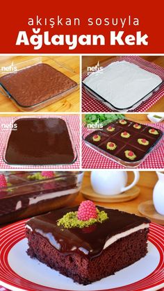 Best Cake Recipes, Turkish Recipes, Cheesecake Recipes, Waffles, Clean Eating, Food And Drink, Pie, Cooking, Desserts