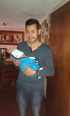 Con mi tio Esteban
