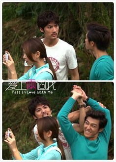 Fall in love with me // Drama || Aaron Yan & TIA Li