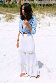 Sandy Style: My Favorite Beach Outfits |
