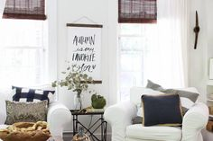 The Ultimate Fall Decorating Guide: 30 Ideas to Try This Weekend | Apartment Therapy
