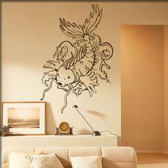 Wandtattoo Koi   Wandtattoos Koi, Home Decor, Carp, Decoration Home, Room Decor, Interior Decorating