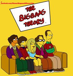 the big bang theory and the Simpson?!!! My two favorite shows combined:)
