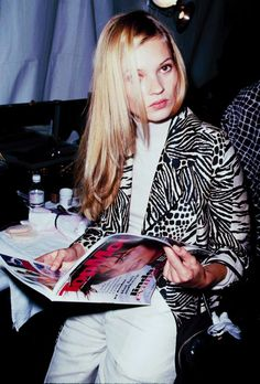 19 Photos of Kate Moss You've Never Seen Before via @WhoWhatWear