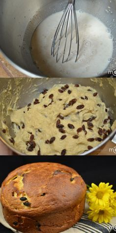 This Easter Bread recipe is a killer, the most delicious one I have ever tried; stated, a, former, pinner! Easter Bread Recipe, Easter Recipes, Holiday Recipes, Bread Recipes, Cooking Recipes, Polish Recipes, Polish Food, Gateaux Cake, Cupcakes
