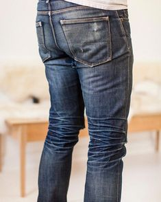 0324fa4d6a88 How to age denim jeans to get killer fades